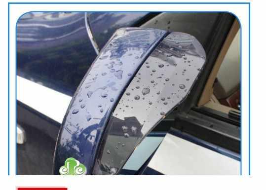 سيارة مرآة الرؤية الخلفية المطر شفرات سيارة مرآة خلفية الحاجب غطاء للمطر ل صعب 9-3 9-5 9000 93 95 ملغ GT MG3 MG5 MG6 MG7 MG3SW MGTF