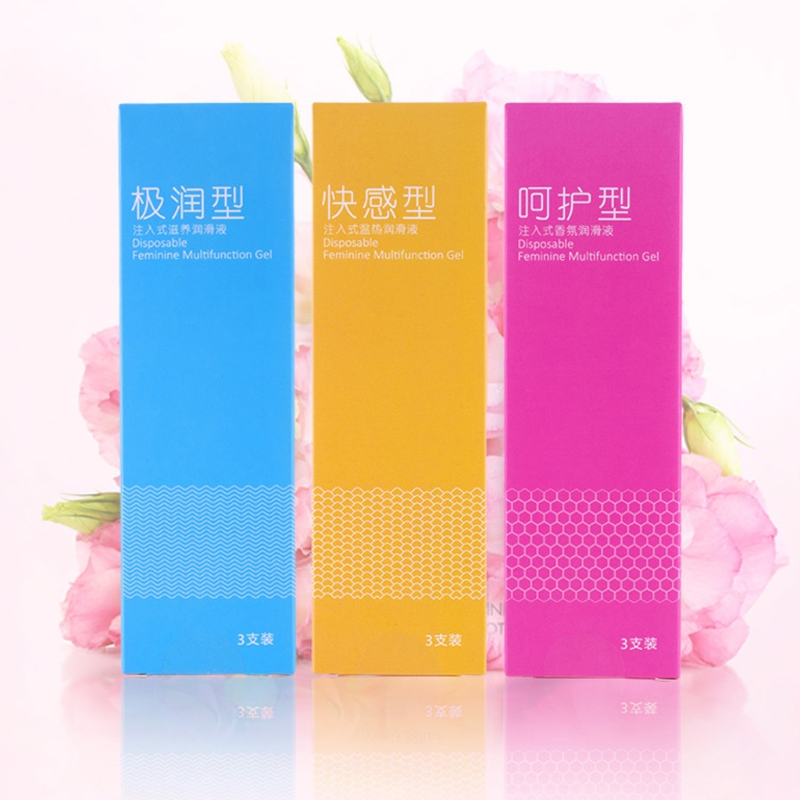 3pcs/set Personal Lubricant Oil Safe Launcher Water Based Intimate Sex Injector dropshipping