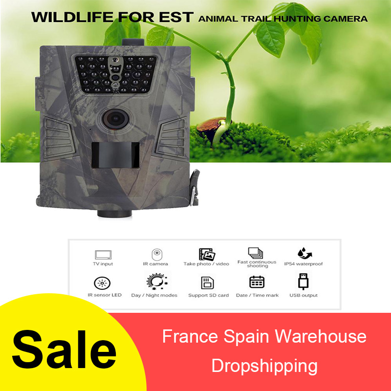Hc300m Hc700g Hc001 Hunting Camera Gsm 12mp 1080p Photo Traps Night Vision Wildlife Infrared Hunting Trail Cameras Hunt image