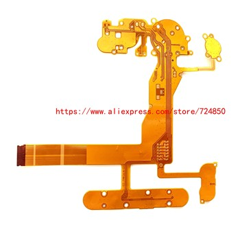NEW Keyboard Button Rear Cover Flex Cable For Nikon D600 D610 Digital Camera Repair Part image