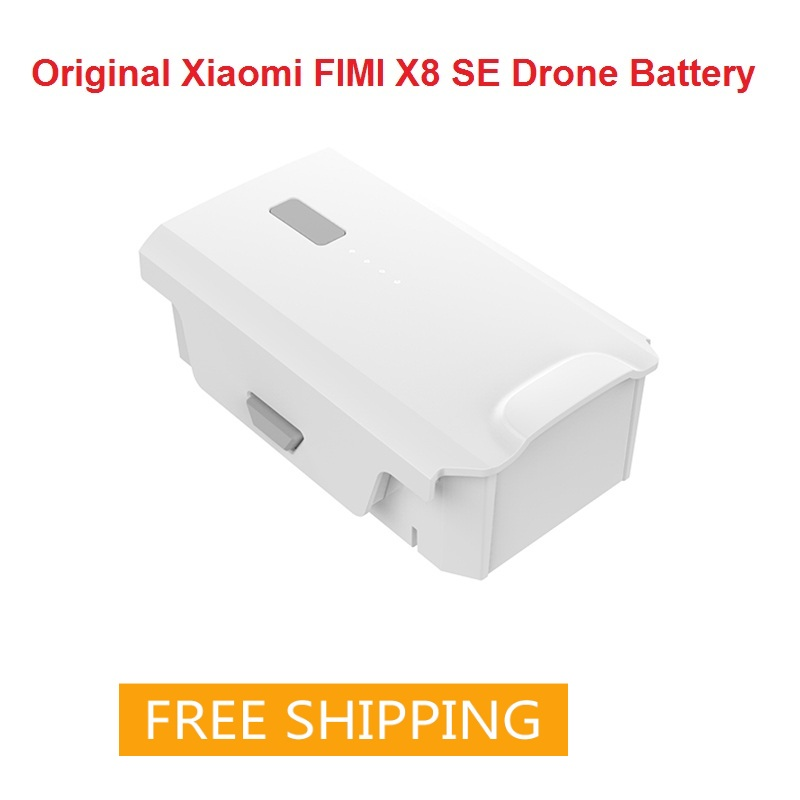 For Xiaomi FIMI X8 SE Original Drone Battery 11.4V 4500mah FPV With 3-axis Gimbal 4K Camera GPS RC Drone Quadcopter In Stock