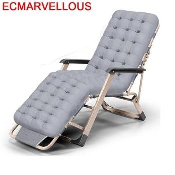 Silla reclinable de Playa Tumbona Silla Mobilya Fauteuil, sofá de salón plegable...