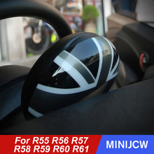 Auto Styling Toerenteller Cover Shell Sticker Voor Mini Cooper S Jcw Clubman R55 R56 R57 R58 R59 R60 R61 countryman Accessoires