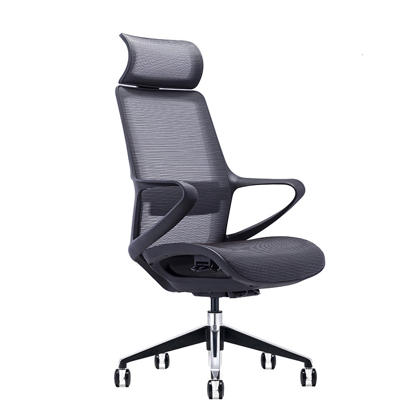 Human Body Engineering Noon Break To Work In An Office A Chair To Protect The Waist 360 Rotating Lift Bow Screen Cloth Chair You