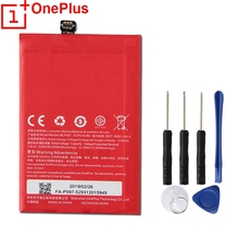 OnePlus Original Replacement Phone Battery BLP597 For 1+2 2 Authenic Rechargable With Free Tools 3200mAh