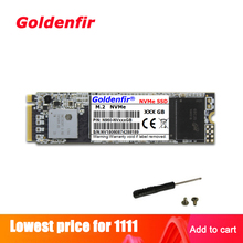 Hdd Pcie Laptop Hard-Drive Desktop M.2 Ssd Solid-State-Disk MSI Internal 2280 Goldenfir