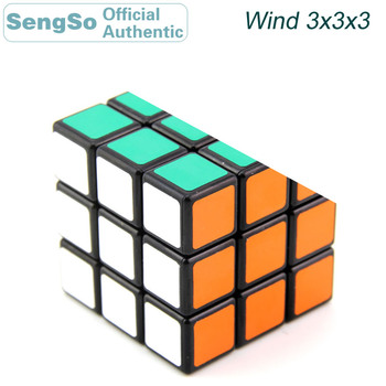 ShengShou Wind 3x3x3 Magic Cube 3x3 Cubo Magico Professional Neo Speed Cube Puzzle Antistress Toys For Children