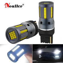 W21W T20 7440 P21W Led Canbus 1156 BA15S LED Turn Signal Light Bulbs On Cars Accessories Goods For Bmw x3 e83 e34 serie 1 x1 e84