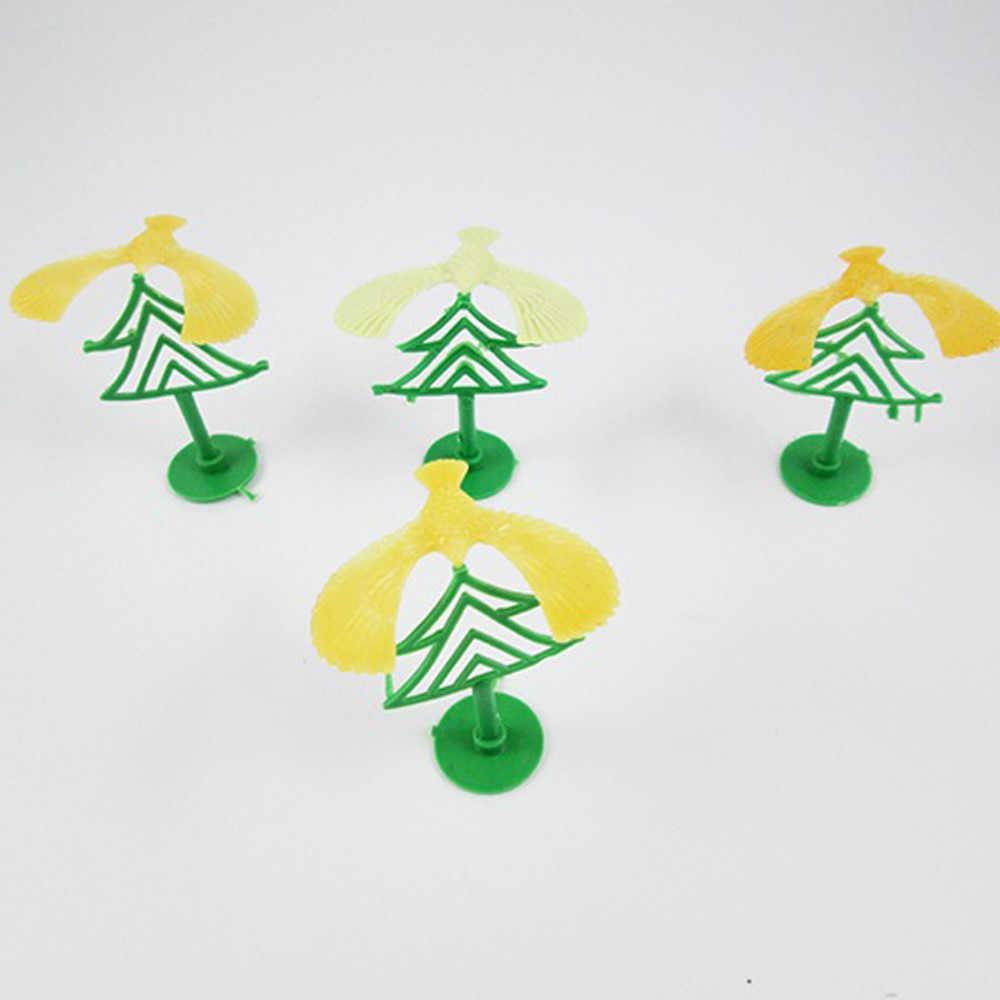 2019 Komik Inanılmaz Dengeleme Kartal Piramit Standı Sihirli Kuş Masa Çocuk Oyuncak Eğlenceli Öğrenmek hediyeler # jink