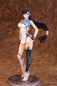 Image 4 - 25cm Anime Blade Arcus from Shining 2P Color Wang Bailong Tony Doll Sexy Girl Model PVC Action Figure Collection Toys Brinquedos