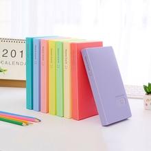 цены Creative Portable Photo Album 120 Pockets Scrapbook Card Album BTS EXO GOT7 Lomo Cards Photocard Fotografico ID Card Holder