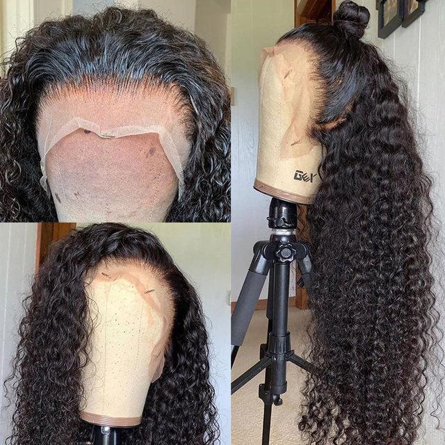 Wigirl-Brazilian-Water-Curly-13x4-Lace-Front-Human-Hair-Wigs-26-28-30Inch-Deep-Wave-Long