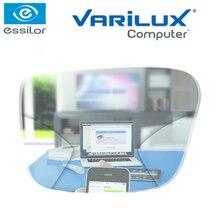 العدسات التقدمية Essilor Varilux (إضافة + 1.50 2.50) منطقة رؤية وسيطة واسعة كبيرة للعدسات المكتبية العاملة بالكمبيوتر