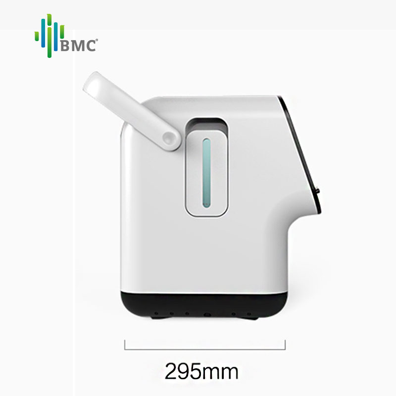 Image 3 - BMC Portable Oxygen Concentrator Mini Oxygen Machine 1 6L/min Adjustable For Sleep Air Purifier Household Health Monitor-in Oxygen Machine from Beauty & Health