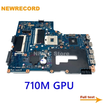 NEWRECORD NBV8911001 NB V8911.001 VA70 VG70 for ACER Aspire E1-771G Laptop Motherboard Geforce 710M GPU One HDD main board