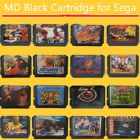 Classic battle game series MD 16 Bit game cartridge for Sega home game console