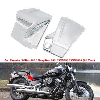 Luftfilter Cleaner Cover Für Yamaha Dragstar V-Star 650 XVS650 XVS650A Black GE