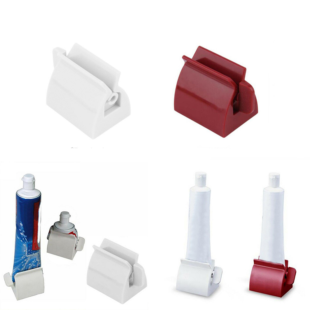 Tooth Paste Holder Toothpaste Squeezer Dispenser Saving Toothpaste Artifact Bathroom Necessity Supplies