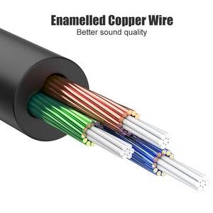 Image 3 - Удлинительный аудиокабель SAMZHE Jack 3,5 мм, кабель Aux, удлинитель типа «Папа мама» для наушников, ноутбука, музыкального плеера