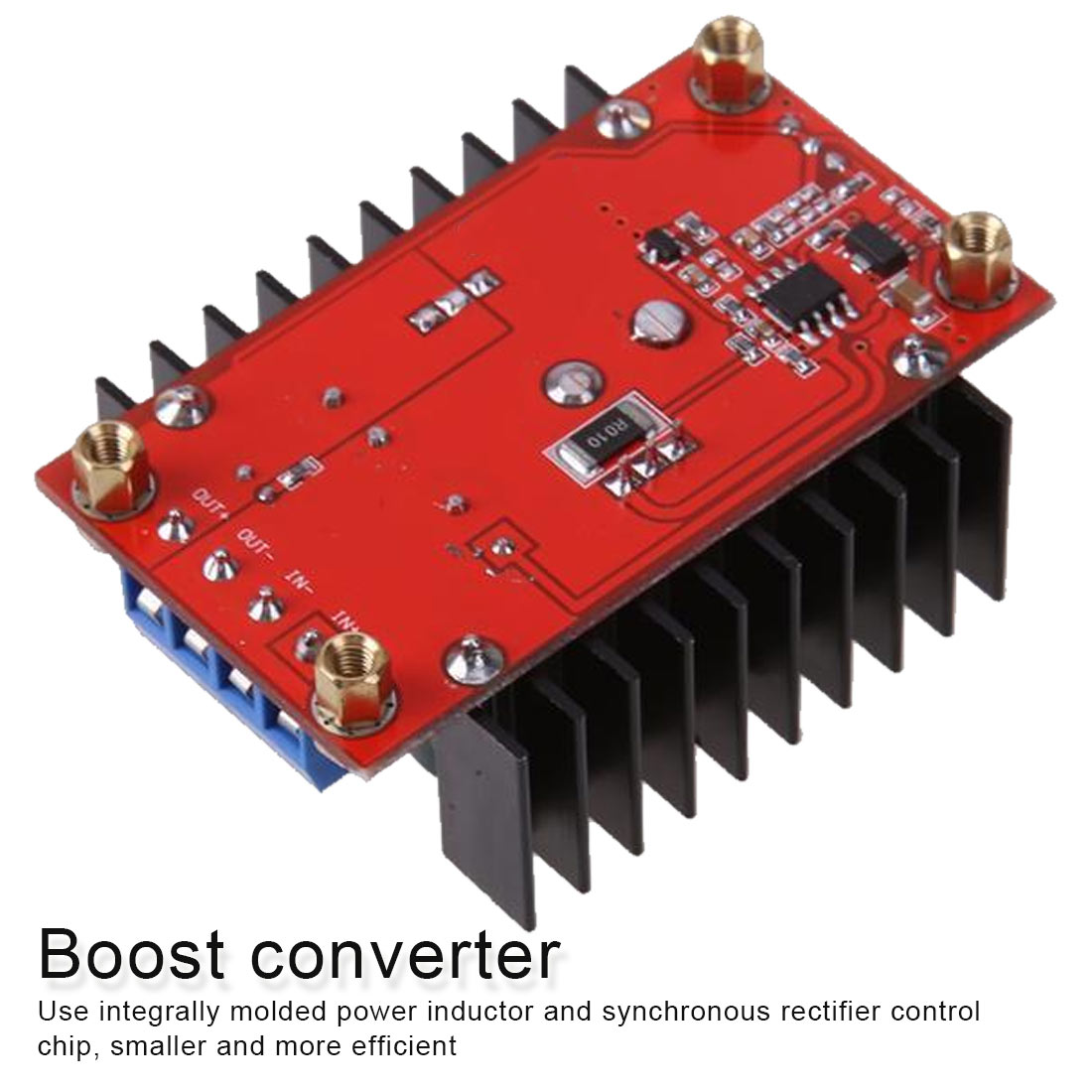 DC-DC 9A 150W Boost Converter Step Down Buck Converter Adjusted 12-32V To 12-35V Power Module