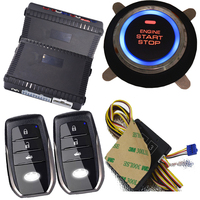 cardot Smart push Start Stop engine Keyless Entry system best Car Alarms remote engine start auto car alarm system