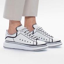 Hombre размера плюс 43 44 роскошные дизайнерские женские туфли