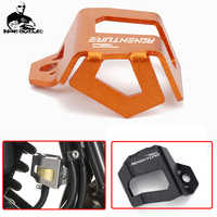 For KTM 790 Adventure 790adv adv 2018 2019 2020 Motorcycle Accessories Rear Brake Fluid Reservoir Guard Cover Protect