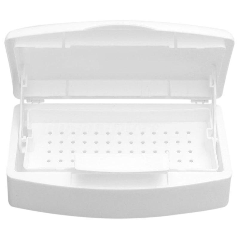 New Sterilizer Tray Box Sterilizing Clean Nail Art Salon Manicure Implement Tool, Type 1