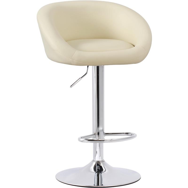 Short Bar Counter Rotating Chair European Style Simple Bar Stool Bar Chair Lift Parlor Small Chair