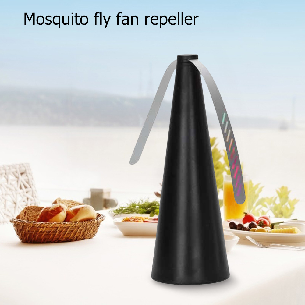 Fly Destroyer Propellor Table Food Protector Fly Destroyer Trap Mosquitoes Insect Killer Pest Reject Automatic Mosquitoes Insect-1
