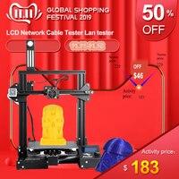 3D Printer New Ender 3 PRO DIY 3D Printer Well Power Supply Printing DIY KIT 220 * 220 * 250mm with Resume