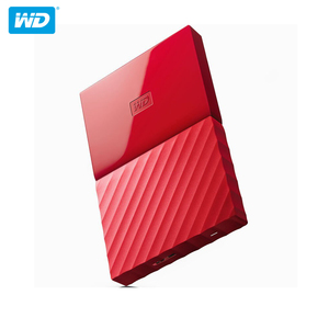 Image 2 - 100% Original Western Digital My Passport HDD 1TB 2TB 4TB USB 3.0 Portable External Hard Drive Disk with HDD Cable Windows Mac
