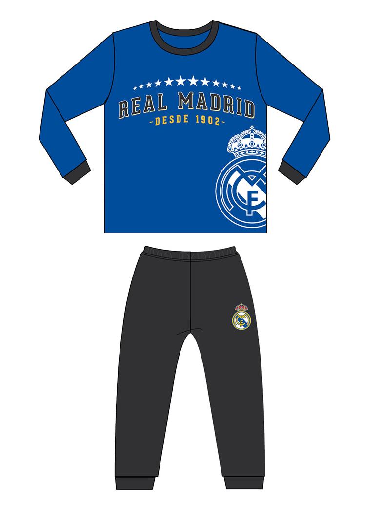 Real Madrid Pajamas Cotton Adult T.L