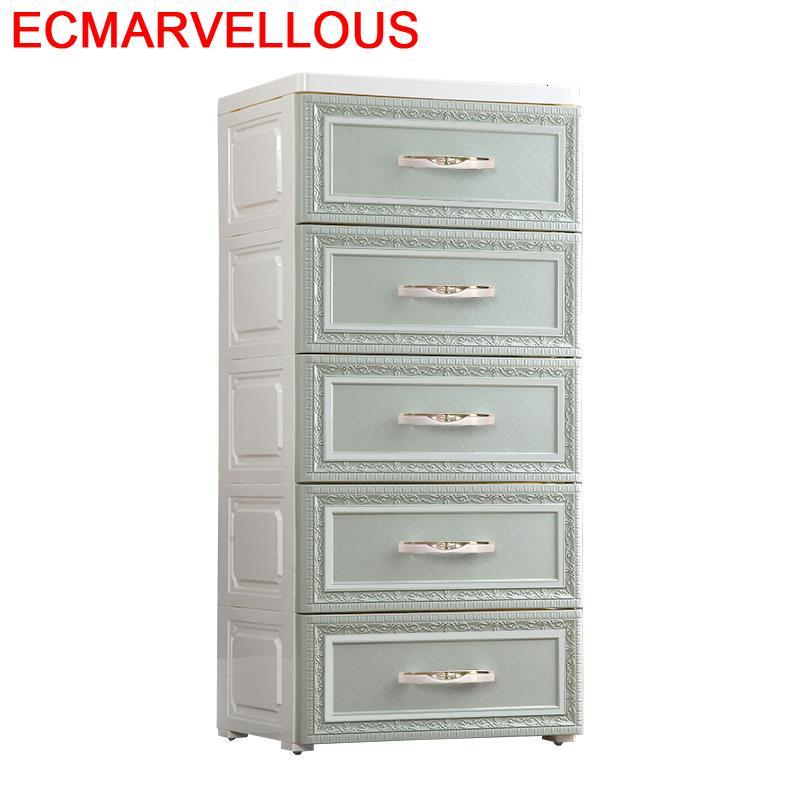 Entrada Living Room Mueble De Wardrobe Chambre Shabby Bedside Table Night Stand Commode Cajonera Meuble Salon Chest Of Drawer