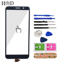 цена на Mobile Touch Screen For BQ Mobile BQ-5515L Fast BQ5515L BQ 5515L Digitizer Panel Front Glass Digitizer Panel Sesnor Tools