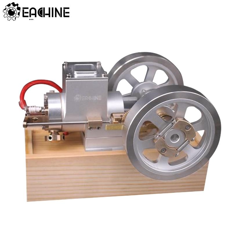 Eachine ET1 STEM Upgrade Hit & Miss Gas Engine Stirling Engine Model Combustion Engine Collection DIY Project RC Parts