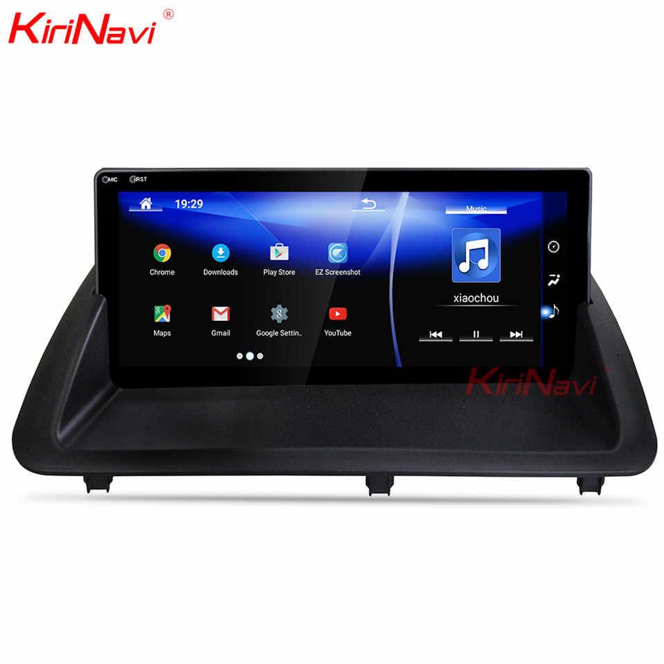 "KiriNavi 10.25 ""Octa Core Android 9.0 autoradio pour Lexus CT200 GPS système de Navigation Radio multimédia haute Version 2011-2018"