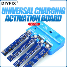 DIYFIX אוניברסלי טלפון סוללה טעינה מהירה והפעלה לוח עבור iPhone סמסונג עבור סין Smartphone תיקון כלי סט