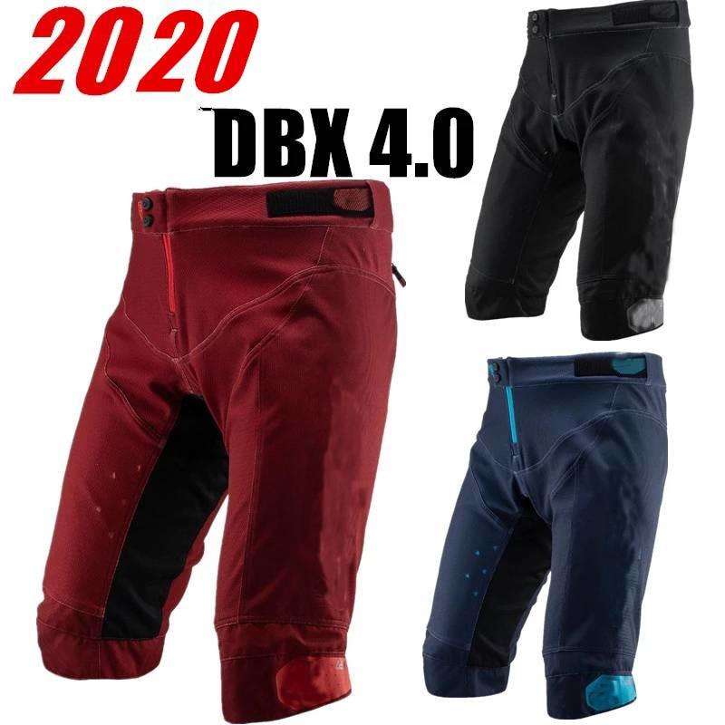 2020 DBX 4.0 Moto Short Mountain Bike Shorts Top quality Motocross Dirt Bike Short Navy Cycling Shorts