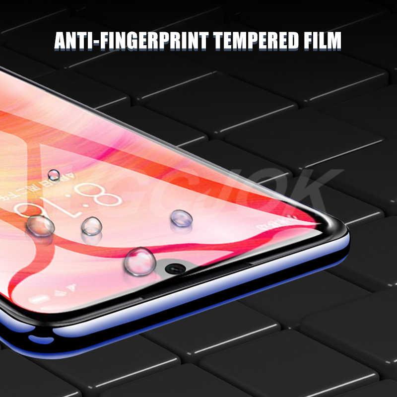 กระจกนิรภัยความแข็ง 9H สำหรับ Xiaomi Redmi 7 7A 8 8A K20 สำหรับ Redmi หมายเหตุ 7 8 9 PRO MAX 8T ป้องกันฟิล์มแก้ว