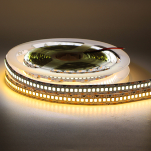 led tape lamp 1m 2m 3m 4m 5m/lot PCB 2835 SMD 1200 LED Strip tape DC12V DC24V Flexible Light 240 leds/m,480 leds/m IP20 IP65