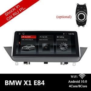 Image 1 - Navivox android 10.0 auto Multimedia player Navigation Gps RADIO für X1 E84 2009 ~ 2015 idrive auto Stereo Audio Player Gps navigat