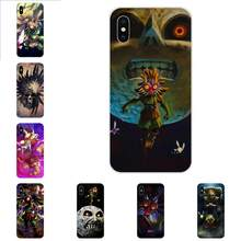 Crânio Kid TPU Phone Cases Capa Para Apple iPhone 4 4S 5 5C 5S SE 6 6S 7 8 mais X XS Max XR(China)