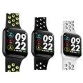 F8 спортивные Смарт-часы IP67 водонепроницаемые 15 дней в режиме ожидания пульсометр кровяное давление умные часы Поддержка IOS Android PK s226