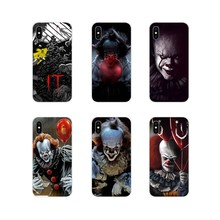 Accessories Phone Shell Covers Stephen King It For Huawei Nova 2 3 2i 3i Y6 Y7 Y9 Prime Pro GR3 GR5 2017 2018 2019 Y5II Y6II(China)