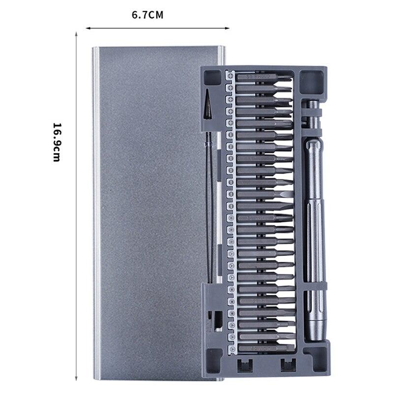 Image 5 - KINDLOV Набор прецизионных отверток магнитная шлицевая отвертка рhillips биты 50 в 1 Набор инструментов для ремонта мобильного телефона ноутбукаОтвертка    АлиЭкспресс