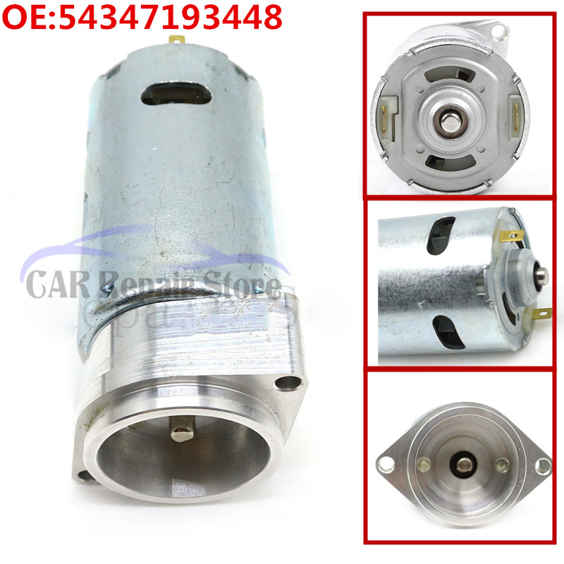 OEM CONVERTIBLE TOP HYDRAULIC ROOF PUMP MOTOR FOR BMW E85 Z4  54347193448
