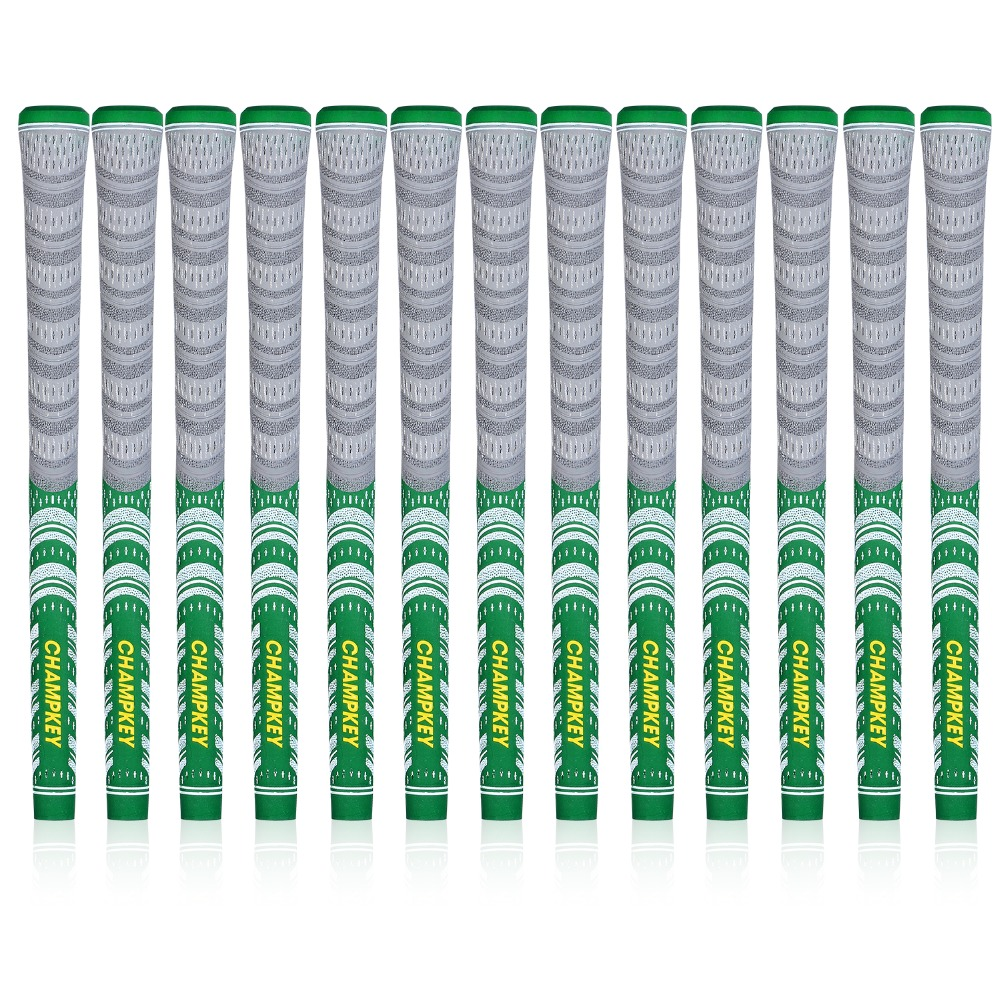 NEW 10 X MCC Golf Grips Standard 3 Colors Available, Multi Compound Cotton Golf Club Grips Free Shipping