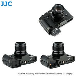 Image 5 - JJC Metal Hand Grip L Bracket for Fujifilm XPro3 XPro2 XPro1 Replaces Fuji MHG XPRO3 MHG XPRO2 MHG XPRO1 Arca Swiss Type L Plate