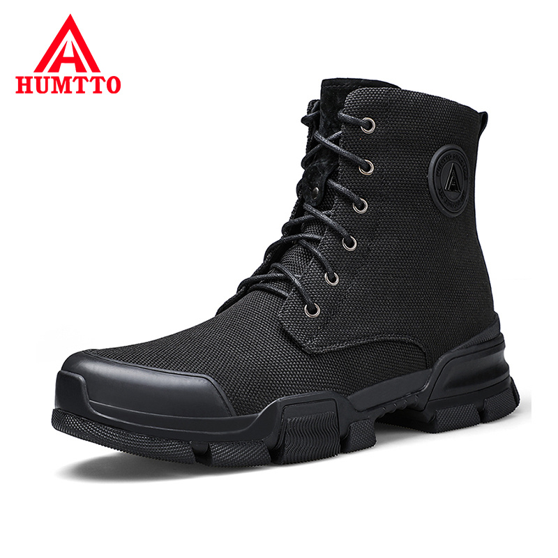 Hiking Boots Non slip Lace